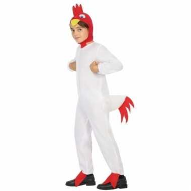 Hanen/kippen verkleedkostuum doodle voor kinderen