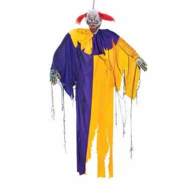 Hangende clown pop van 170 cm