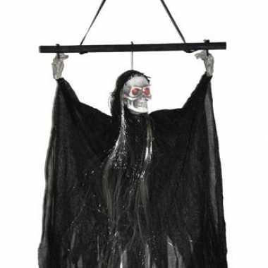 Hangende spook met licht en geluid 30 cm