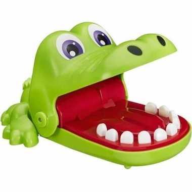 Hasbro familiespel bijtende krokodil