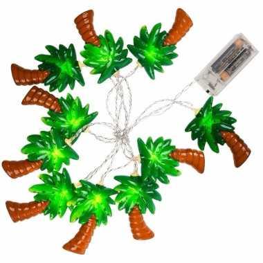 Hawaii thema led verlichting palmbomen 165 cm