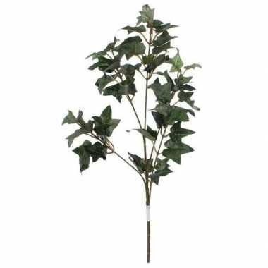 Hedera klimop kunsttak groen 55 cm