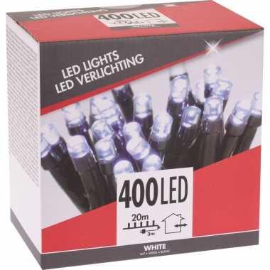 Helder witte budget boomverlichting binnen en buiten 400 lampjes