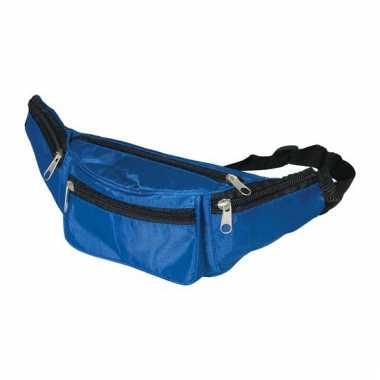 Heuptassen in blauwe kleur