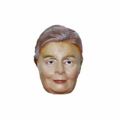 Hillary verkleed masker
