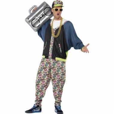 Hiphop kostuum voor mannen