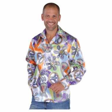 Hippie shirts heren cool