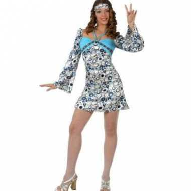 Hippie verkleedjurkje voor dames