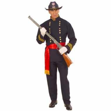 Historische generaal kostuum
