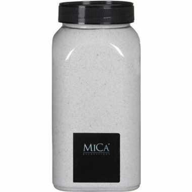 Hobby fijn zand wit 1 kg