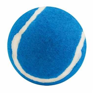 Hondenbal in de kleur blauw