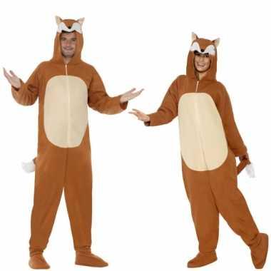 Huispak vos voor volwassenen