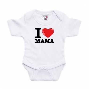 I love mama rompertje baby