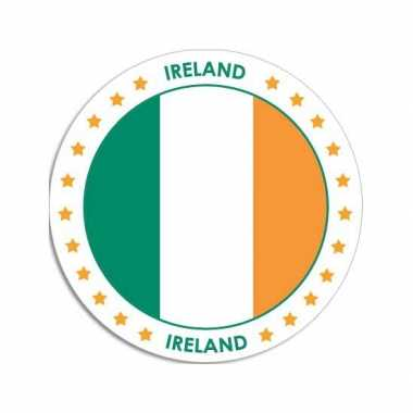 Ierland stickers