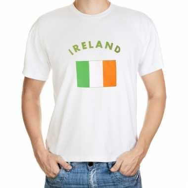 Ierland vlaggen shirts