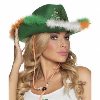 Ierse cowboyhoed voor dames