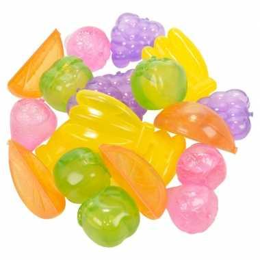 Ijsblokjes fruit 20 stuks