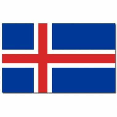 Ijslandse vlaggen