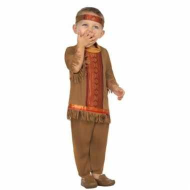 Indiaan kostuum voor kleine kinderen