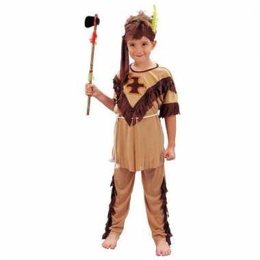Indianen outfit voor kinderen