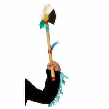 Indianen tomahawk bijl