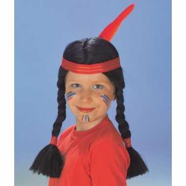 Indianenpruiken voor meiden