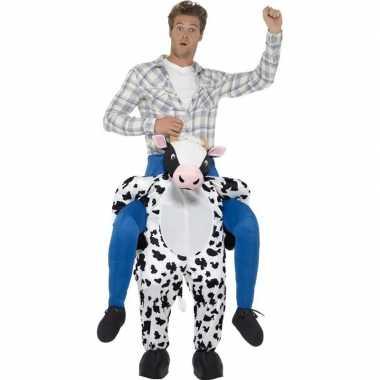 Instapkostuum koe voor volwassenen