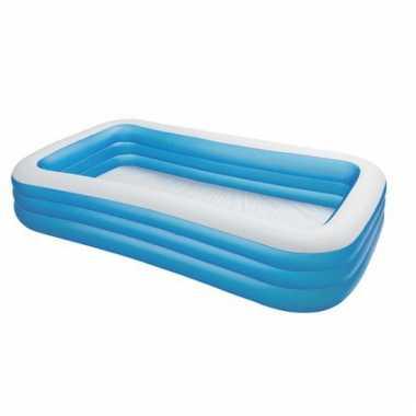 Intex opblaas zwembad 3 meter