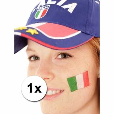 Italiaanse supporters tattoo