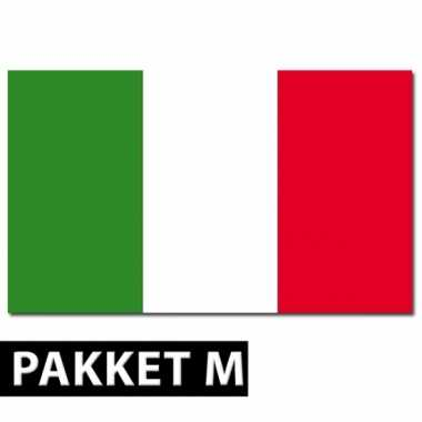 Italie decoratie pakket