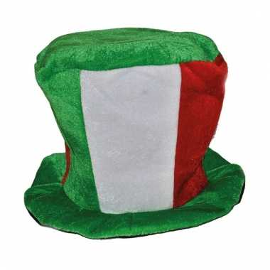 Italie supporter hoed