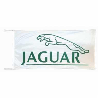 Jaguar merchandise vlaggen 150 x 75 cm