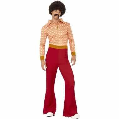 Jaren 70 seventies kostuum voor heren