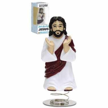 Jezus auto dashboard pop 11.4 cm