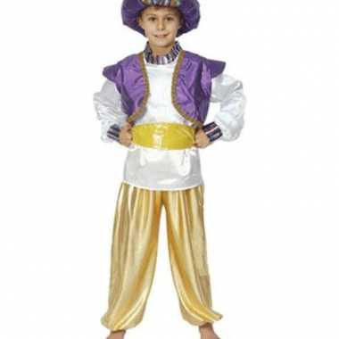 Jongens kostuum aladdin