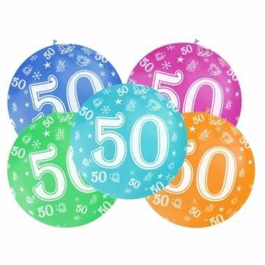Jumbo ballon 50 jaar