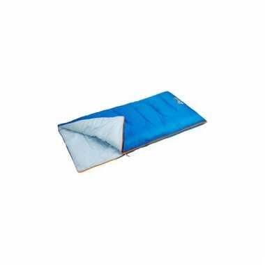 Junior slaapzak 140 cm blauw