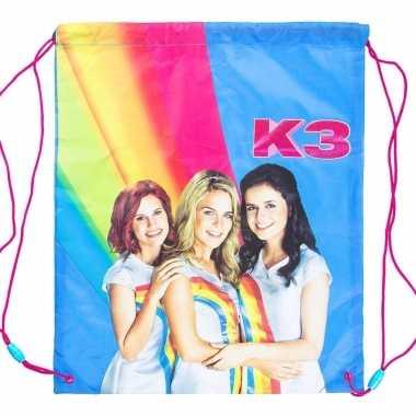 K3 gymtasjes voor kinderen