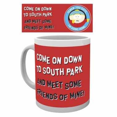 Kado mok south park cartman