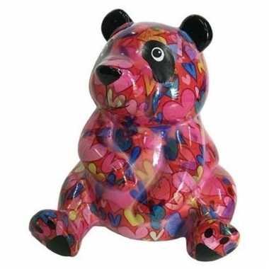 Kado spaarpot pandaatje type 3 15 cm