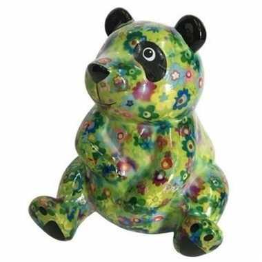 Kado spaarpot pandaatje type 5 15 cm