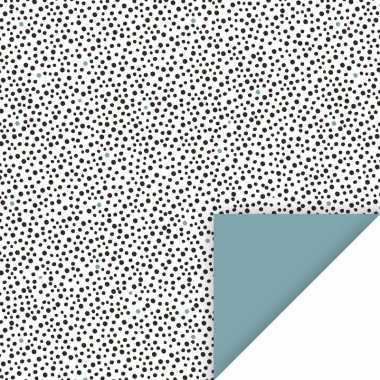Kadopapier feest stippen 70 x 200 cm