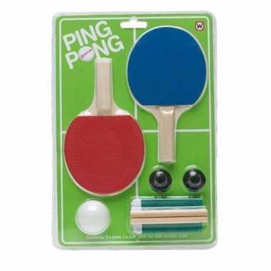 Kantoor humor ping pong setje