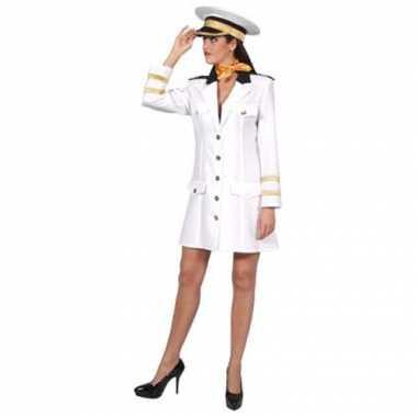 Kapiteinspakje voor dames