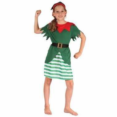 Kerst elf verkleedkleding