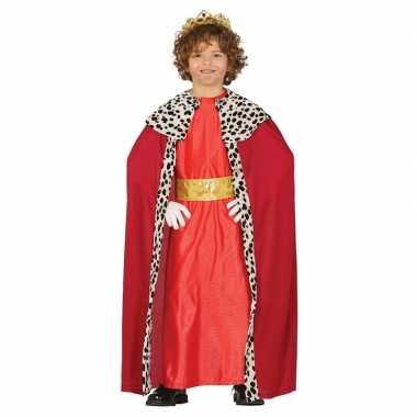 Kerst kostuum 3 koningen melchior voor jongens