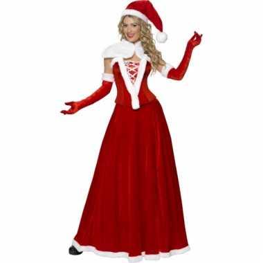 Kerst verkleedkleding voor dames