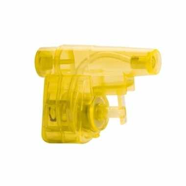Kinderspeelgoed geel waterpistool