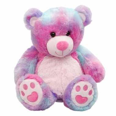 Knuffel beer met lavendel geur