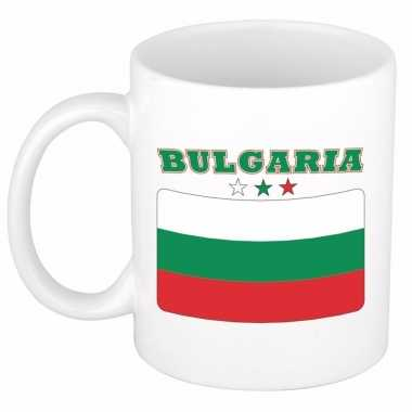 Koffiemok vlag bulgarije 300 ml